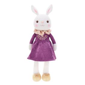 Мягкая игрушка Tiramitu Violet Dress, 43 см оптом (код товара: 51210): купить в Berni