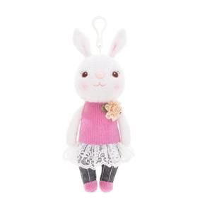 Мягкая кукла - подвеска Tiramitu Pink, 19 см оптом (код товара: 51208): купить в Berni