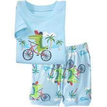Пижама Крокодил на велосипеде (код товара: 51229)