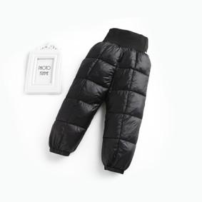 Штаны демисезонные детские, черный оптом (код товара: 51253): купить в Berni