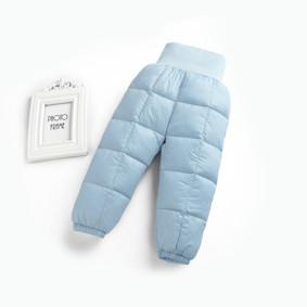 Штаны демисезонные детские, голубой (код товара: 51252): купить в Berni