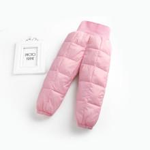 Штаны демисезонные для девочки, розовый (код товара: 51254)