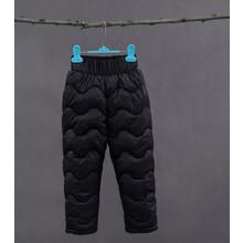 Штаны утепленные детские, черный (код товара: 51258)