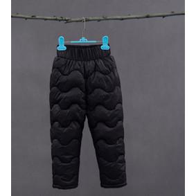 Штаны утепленные детские, черный (код товара: 51258): купить в Berni