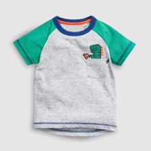 Футболка для мальчика Динозаврик и машина (код товара: 51371)