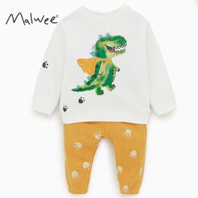 Костюм детский 2 в 1 Крокодильи лапки (код товара: 51335): купить в Berni