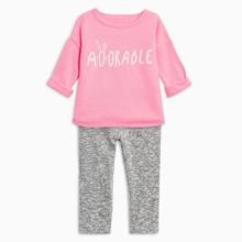 Костюм для девочки 2 в 1 Adorable (код товара: 51343)