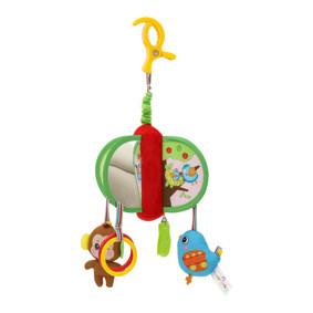 Мягкая подвеска - Обезьянка и птичка (код товара: 51399): купить в Berni