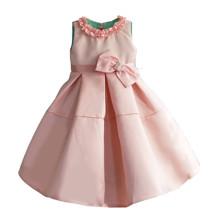 Платье для девочки Бант, персиковый (код товара: 51309)