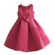 Платье для девочки Бант,  розовый (код товара: 51308)