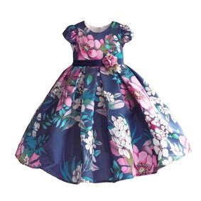 Платье для девочки Цветочный аккорд (код товара: 51393): купить в Berni