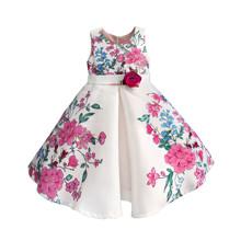 Платье для девочки Цветочный микс (код товара: 51392)