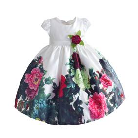 Платье для девочки Цветочный сад (код товара: 51394): купить в Berni