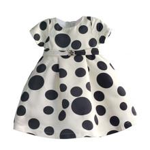 Платье для девочки Горошек (код товара: 51322)