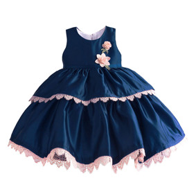 Платье для девочки Кружево (код товара: 51317): купить в Berni