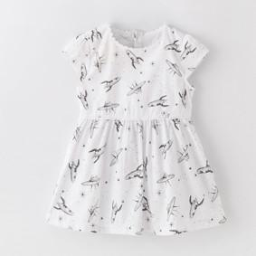 Платье для девочки Ракеты оптом (код товара: 51373): купить в Berni