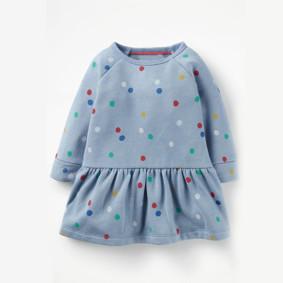 Платье для девочки Шарики (код товара: 51330): купить в Berni