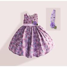 Платье для девочки Сказка цветов (код товара: 51314)