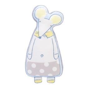 Мягкая игрушка - подушка Белый мышонок, 60 см (код товара: 51420): купить в Berni