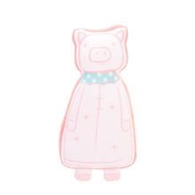 Мягкая игрушка - подушка Розовая хрюшка, 60 см (код товара: 51421)