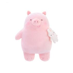 Мягкая игрушка Хрю розовый, 34 см оптом (код товара: 51413): купить в Berni