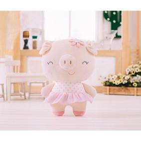 Мягкая игрушка Miss Pig, 25 см оптом (код товара: 51410): купить в Berni