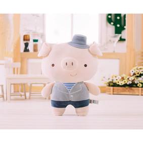 Мягкая игрушка Mr. Pig, 25 см оптом (код товара: 51406): купить в Berni