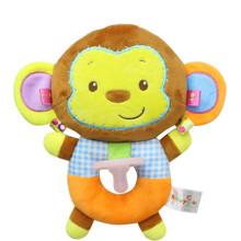 Мягкая игрушка-соска Коричневая обезьянка оптом (код товара: 51424)