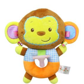 Мягкая игрушка-соска Коричневая обезьянка (код товара: 51424): купить в Berni