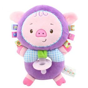 Мягкая игрушка-соска Розовый поросёнок (код товара: 51414): купить в Berni