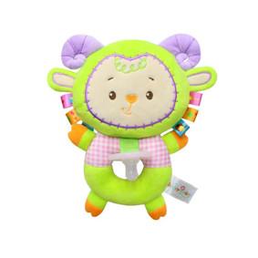 Мягкая игрушка-соска Зелёный барашек (код товара: 51425): купить в Berni