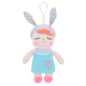Мягкая кукла - подвеска Angela Blue dress, 15 см (код товара: 51441): купить в Berni