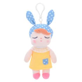 Мягкая кукла - подвеска Angela Yellow, 15 см (код товара: 51435): купить в Berni