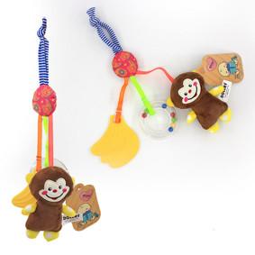 Мягкая подвеска Игривая обезьянка оптом (код товара: 51431): купить в Berni