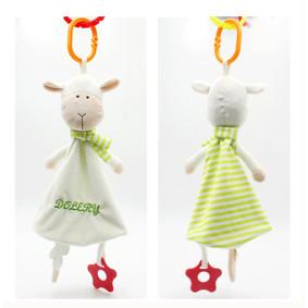 Мягкая подвеска Плюшевая овечка (код товара: 51490): купить в Berni