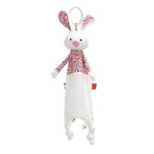 Мягкая подвеска Плюшевый кролик (код товара: 51448)