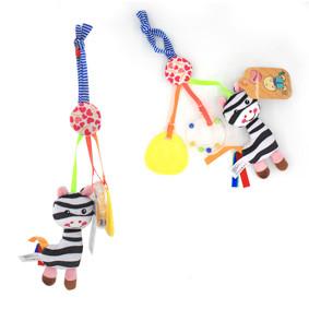 Мягкая подвеска Радостная зебра (код товара: 51426): купить в Berni