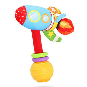 Мягкая погремушка Ракета (код товара: 51479): купить в Berni