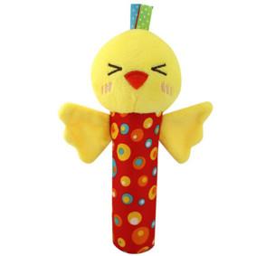 Мягкая погремушка Весёлый цыплёнок (код товара: 51404): купить в Berni
