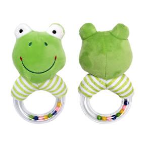 Мягкая погремушка Яркий лягушонок (код товара: 51442): купить в Berni