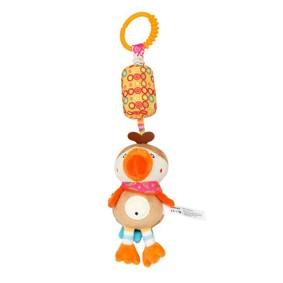 Мягкая подвеска Оранжевая птичка оптом (код товара: 51503): купить в Berni