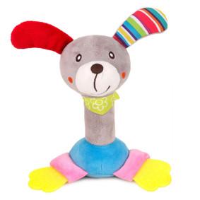 Мягкая погремушка Мелодичная собачка оптом (код товара: 51529): купить в Berni