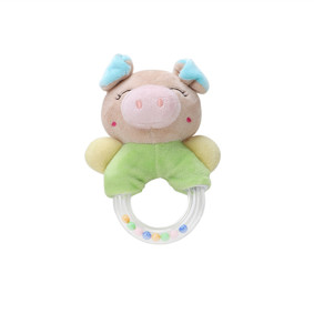 Мягкая погремушка Свинка (код товара: 51543): купить в Berni