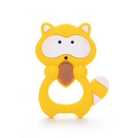 Прорезыватель Енотик, желтый (код товара: 51575): купить в Berni