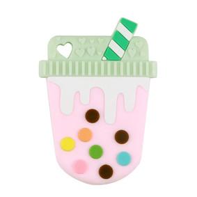 Прорезыватель Молочный коктейль, розовый (код товара: 51591): купить в Berni