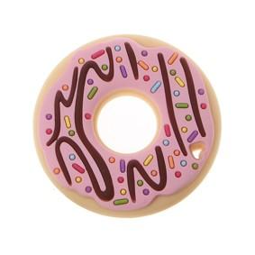 Прорезыватель Пончик, розовый (код товара: 51581): купить в Berni