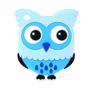Прорезыватель Совушек, голубой (код товара: 51572): купить в Berni