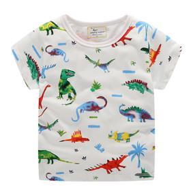 Футболка для мальчика Страна динозавров (код товара: 51680): купить в Berni