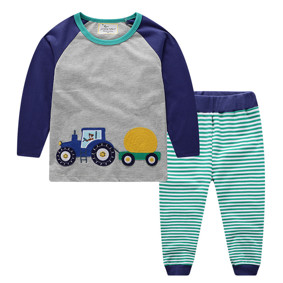 Костюм для хлопчика Тракторист (код товару: 51671): купити в Berni