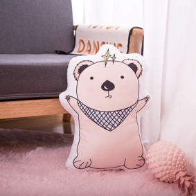 Мягкая игрушка - подушка Обнимающий мишка, 50см оптом (код товара: 51655): купить в Berni